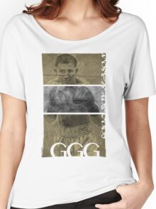 "Gennady ""GGG"" Golovkin Women's Relaxed Fit T-Shirt"