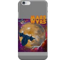 Super Mars Wars. iPhone Case/Skin