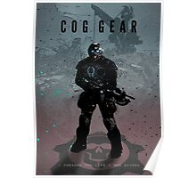 Legends of Gaming - COG Geart Poster