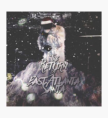"Gucci Mane - ""The Return Of East Atlanta Santa"" Photographic Print"