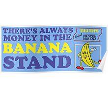 Banana Stand Poster