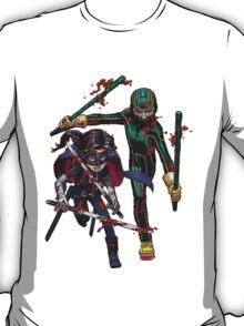 Kick-Ass and Hitgirl T-Shirt