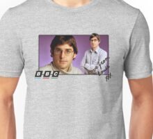Young Louis Theroux Funny Print Unisex T-Shirt