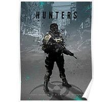 Legends of Gaming - Hunters Poster