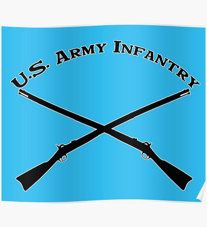 U.S. Army Infantry Poster