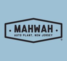 Mahwah Auto Plant - Inspired by Bruce Springsteen's 'Johnny 99' Kids Clothes