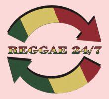 Reggae 24/7  Kids Clothes