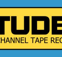 Studer Sticker