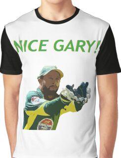 Nice Gary! - Matthew Wade Design Graphic T-Shirt