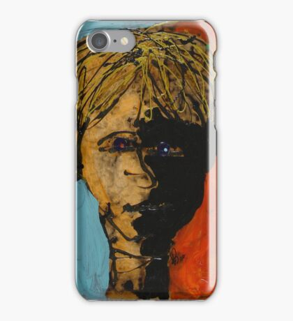 The Darker Side Of Me iPhone Case/Skin