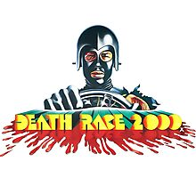 Death Race 2000 Photographic Print