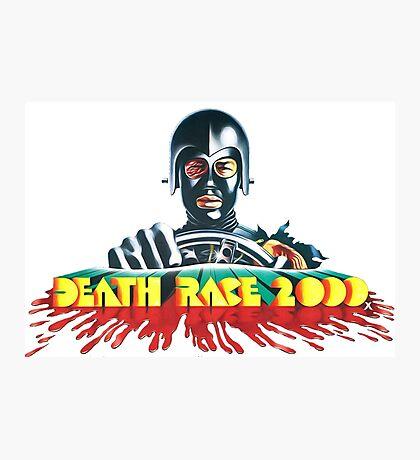 Death Race 2000 Photographic Print