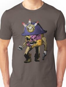 """Capitan Marzipan """"Clenched Fist"""" Unisex T-Shirt"""