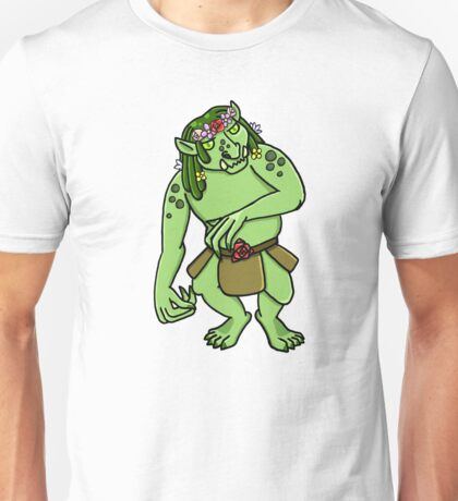 DnD Troll Unisex T-Shirt