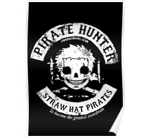 Pirate Hunter Poster
