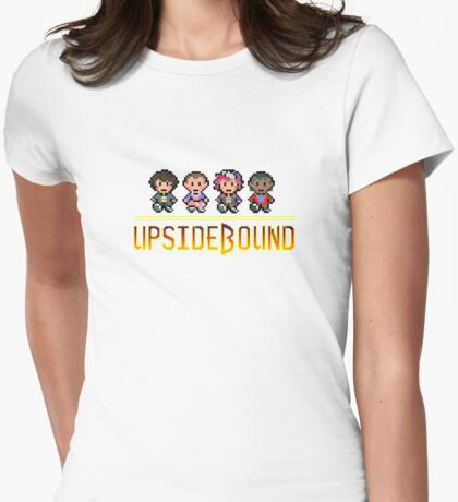UpsideBound Womens Fitted T-Shirt