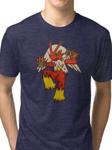 Blaziken Tri-blend T-Shirt