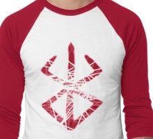 Berserk Emblem / Brand Men's Baseball ¾ T-Shirt
