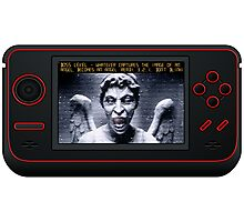 Weeping Angel Video Game Photographic Print