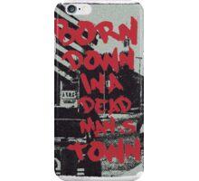 Born in the USA iPhone Case/Skin