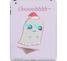 Oooh Ghost Cartoon iPad Case/Skin