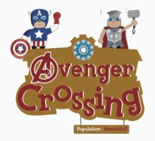 Avenger Crossing Kids Clothes