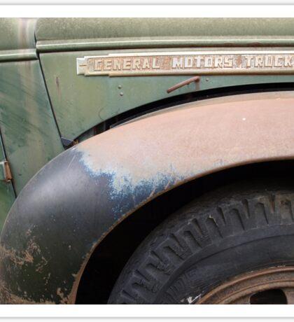 GM TRUCKS Sticker