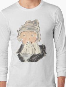 Fisherman Long Sleeve T-Shirt