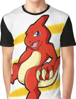 Cha Charmeleon  Graphic T-Shirt