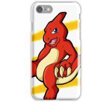 Cha Charmeleon  iPhone Case/Skin