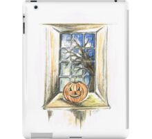 Halloween Night View iPad Case/Skin