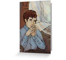 Doll Sherlock Greeting Card