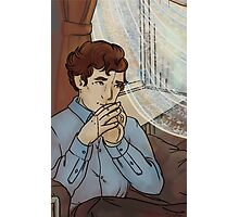 Doll Sherlock Photographic Print