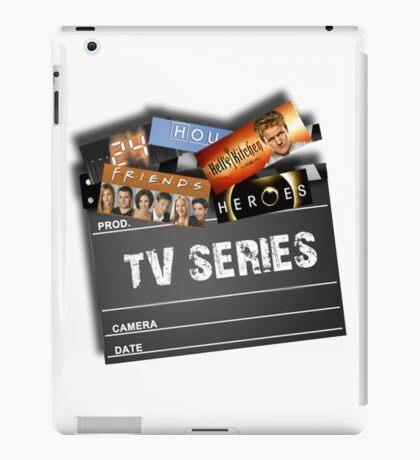 Series Tv iPad Case/Skin