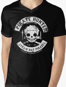 Pirate Hunter Mens V-Neck T-Shirt