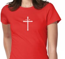 Tohsaka Rin's Casual Shirt Womens Fitted T-Shirt