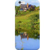 The House On The River iPhone Case/Skin