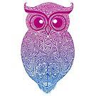Gradient Owl by Octavio Velazquez
