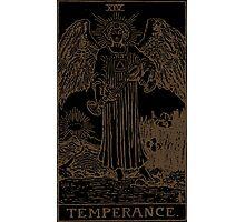 Temperance Tarot Photographic Print