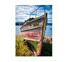 Bainbridge Boat Art Print
