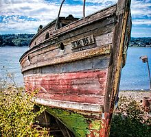 Bainbridge Boat by GrimeAndGlory