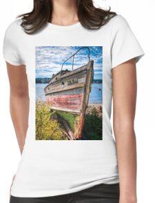 Bainbridge Boat Womens Fitted T-Shirt