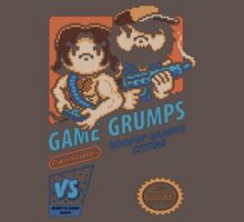 Game Grumps NES Cover Kids Clothes