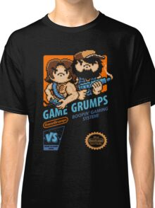 Game Grumps NES Cover Classic T-Shirt