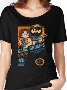 Game Grumps NES Cover Women's Relaxed Fit T-Shirt