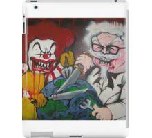 Ronald vs Colonel iPad Case/Skin