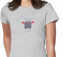 Boris (Little Sucker) Womens Fitted T-Shirt