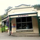 Walhalla General Store by Chris Chalk