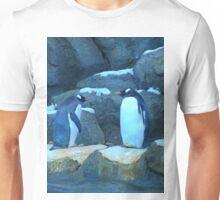 Penguin Discussion  Unisex T-Shirt