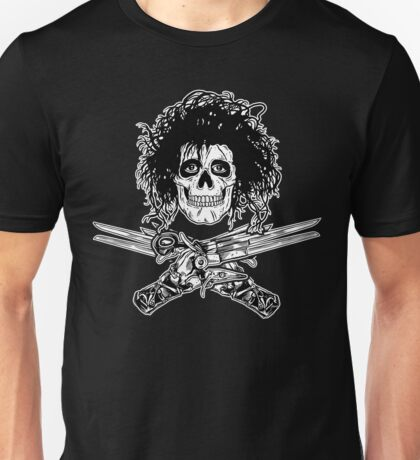 Shears Jolly Roger Unisex T-Shirt